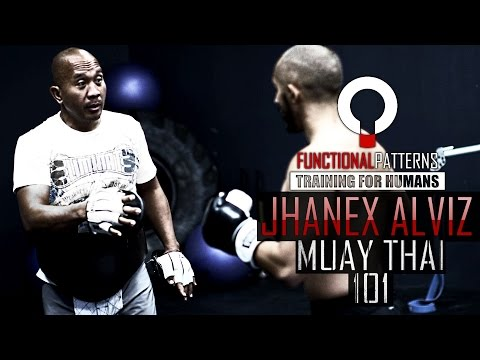 Muay Thai Kicking Biomechanics with Jhanex Alviz