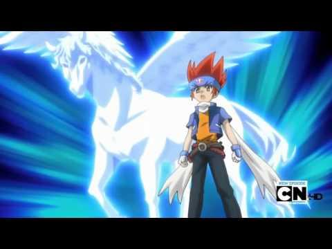 Beyblade Metal Fury Episode 1: Star Fragment