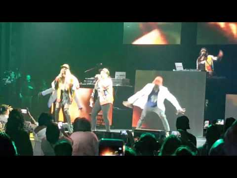 "Salt N Pepa - Push It ""Live"" Microsoft Theater - March 10, 2017"