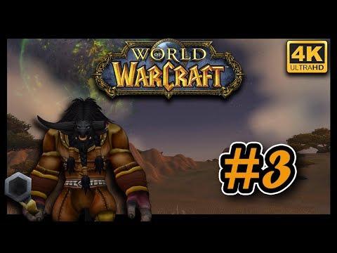 World Of Warcraft FR #3 ▶ Les Tarides du Nord ◀ 4K ULTRA HD