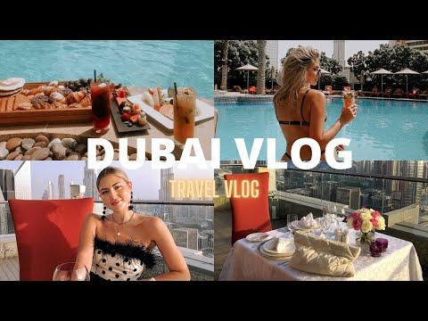 VLOG | Dubai – Burj Khalifa, Jumeirah Beach, Dubai Mall + more! Gergana Ivanova