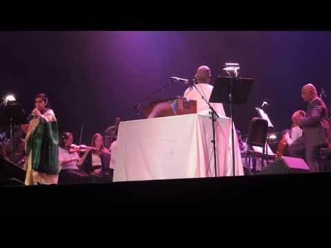 Aanandha Raagam - Panneer Pushpangal Tamil Song - Maestro Ilayaraja USA Concert-Connecticut-2018