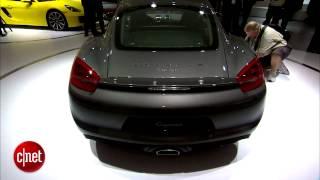 Car Tech - 2013 Porsche Cayman