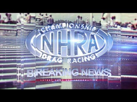 2020 NHRA Announcement