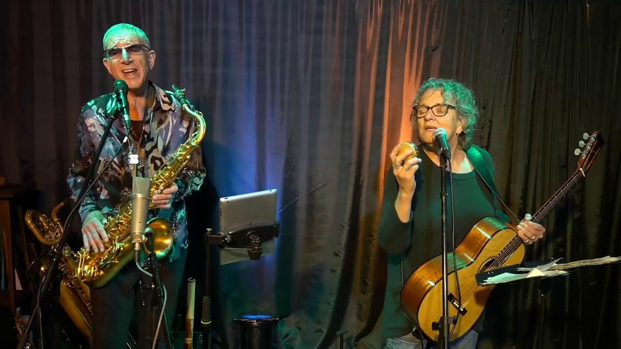 Snake Davis and Helen Watson