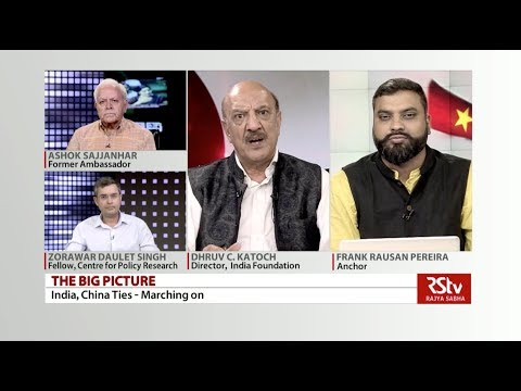 The Big Picture - India, China Ties - Marching on