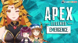 【Apex Legends】Rembering how to pewpew with Nagisa & Amicia【NIJISANJI ID】