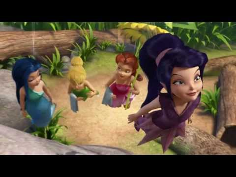 Disney Fairy Short: Just One Of The Girls