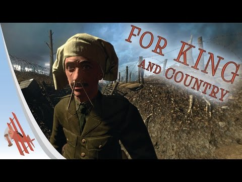 Verdun gameplay - For King and Country |