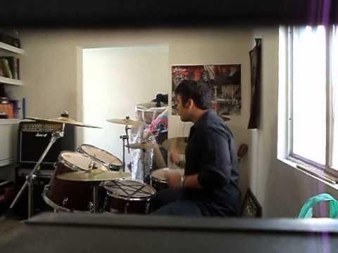 rammstein rein raus drum cover youtube