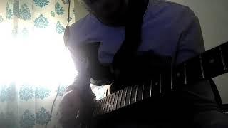 My hero accademia-OP 2 guitar cover (Taki ali )