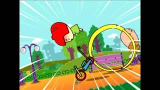 [딸기공주를 지켜라] 자전거를 탈 때는 안전장비를 갖춰요!, 뽀뽀뽀 아이조아 안전수첩