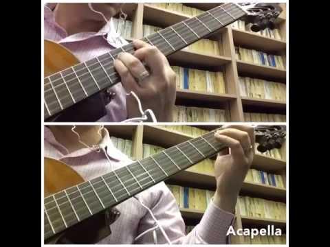 """Footprints"" melody and chords"