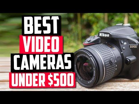 Best Video Camera Under $500 In 2020 - Top 5 Picks & Reviews
