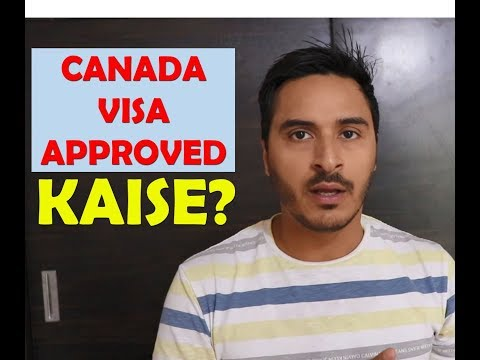 3 TRICKS TO GET CANADA TOURIST VISA FOR SURE II  REFUSAL TO APPROVAL
