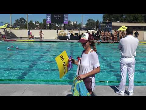 Long Beach State Water Polo v. Cal Berkeley Water Polo 10/22/17