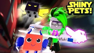 THE RETURN OF DJ in Roblox Saber Simulator! (STRONGEST SHINY PETS & NUMBER 1 ON LEADERBOARD)