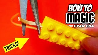 7 EASY LEGO MAGIC TRICKS