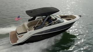 Overview: 2019 Sea Ray SLX 250 Sport Boat