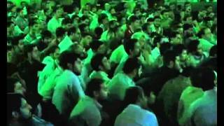 شب ششم ماه رمضان 1390 مسجد ارک - قسمت سوم ║ حاج منصور ارضی