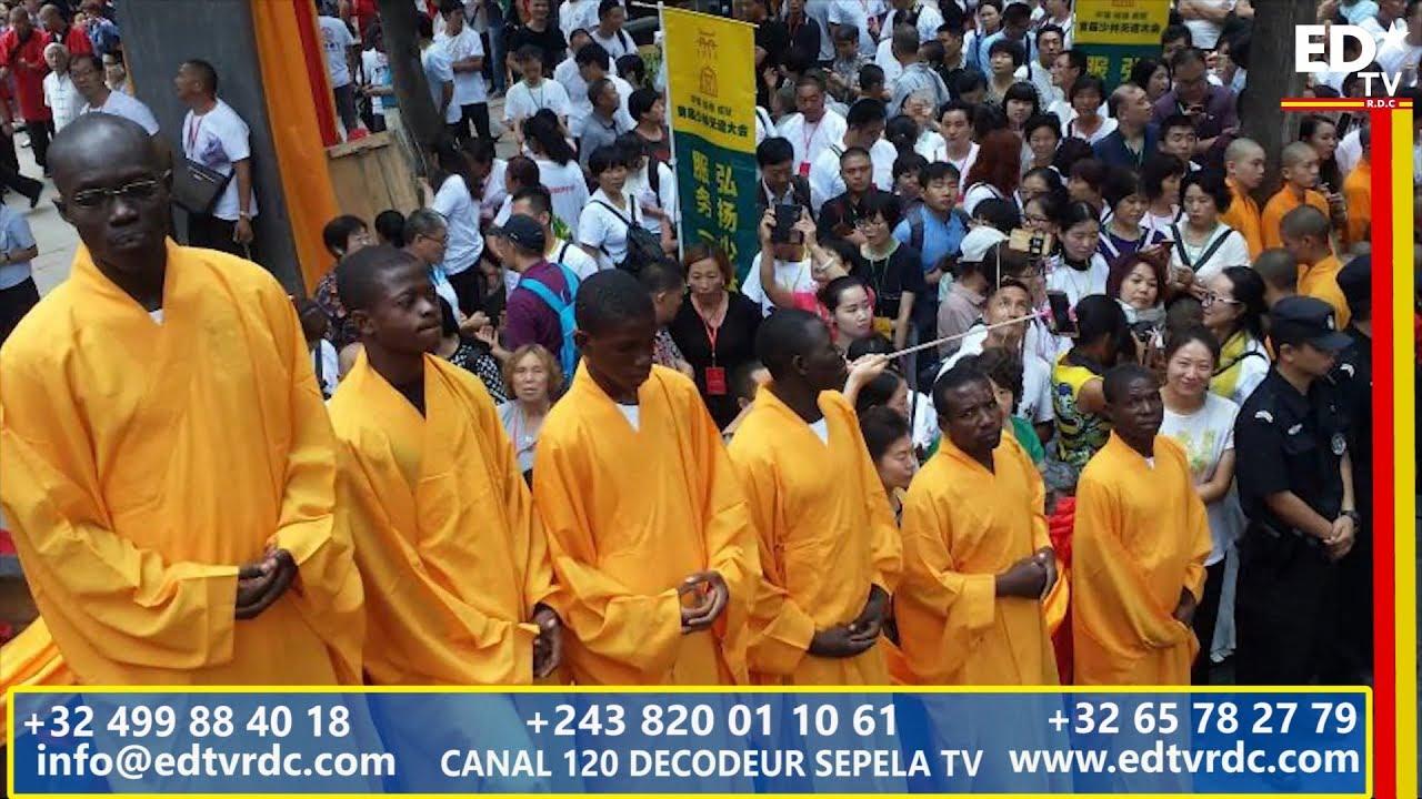 FOCUS: LE KUNG FU CONGOLAIS HONORÉ EN CHINE