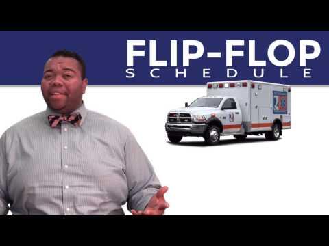 Randolph Community College - Flip-Flop Paramedic Classes