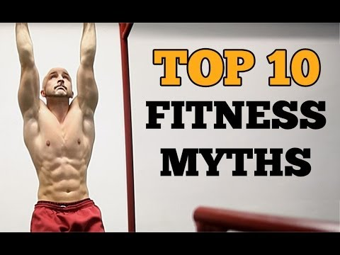 TOP 10 Fitness Myths Busted!