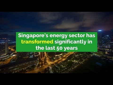 Singapore's Energy Story
