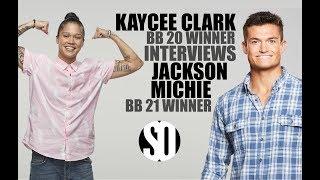 Jackson Michie talks Big Brother, Life, Past and Future with Kaycee Clark