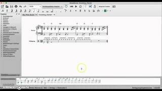 Drum Notation in MuseScore 2