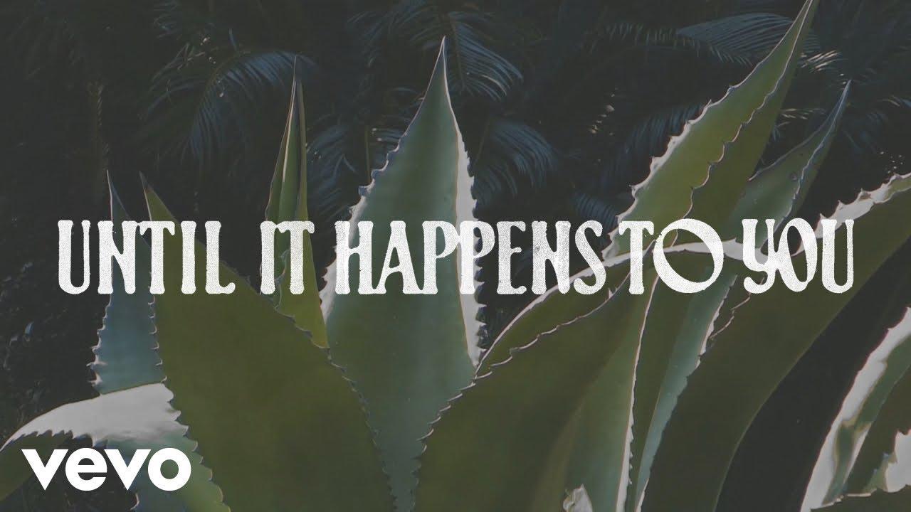 Download Sasha Alex Sloan - Until It Happens To You (Lyric Video)