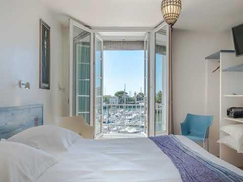 Hotel La Marine - La Rochelle - France