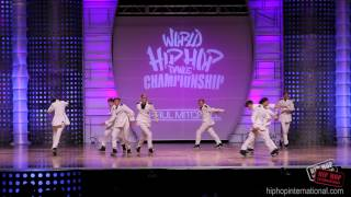 LIL'S DANCE (Russia) 2012 World Hip Hop Dance Championship