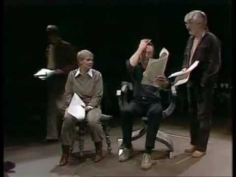 Playing Shakespeare (Judi Dench)