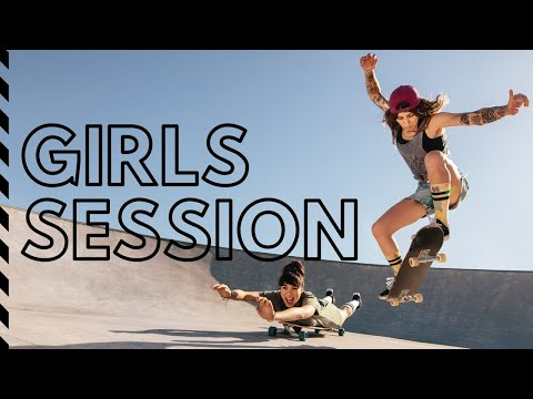 10 GIRLS AND NON BINARY SKATERS / 2020 / GIRL SKATE PROGRESSION
