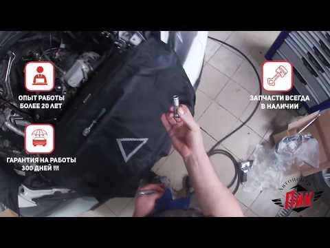 Замена цепи ГРМ на Х5 БМВ Е70 N52 BMW X5 E70