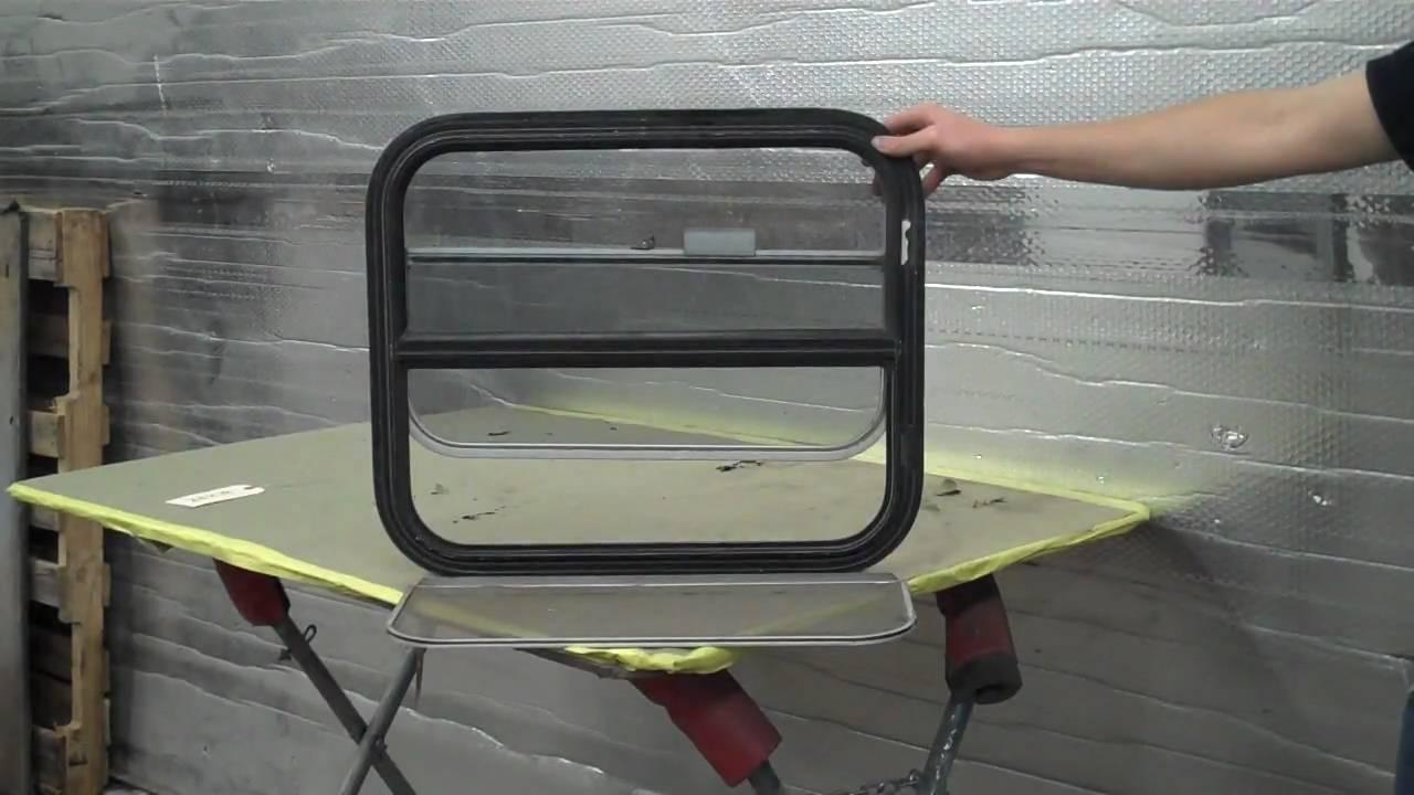 Rv Slider Window Travel Trailer Toy Hauler Fifth Wheel