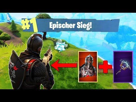 Road To Schwarzer Ritter Fortnite Battle Royal Youtube