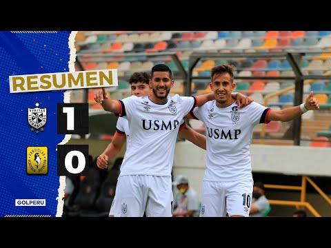 U. San Martin AD Cantolao Goals And Highlights