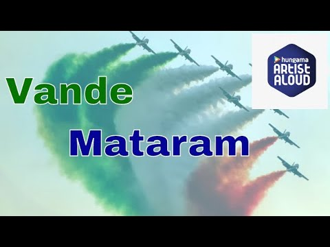 Vande Mataram | Official Lyrical Video | Vikas Relhan | Patriotic Song