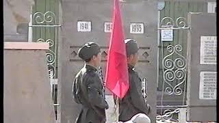 Парад Дня Победы, 2005 год. Чыаппара, Чурапчинский улус, Республика Саха (Якутия) 4 часть