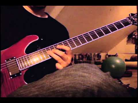 August Burns Red - Thirty and Seven (Guitar Cover)
