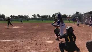 Madison Arnold- Clovis vs Sunny Hills (Fullerton) 4/5/18