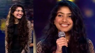 Sai Pallavi Most Blushing Moment While Talking On Stage @Award Function | Filmy Monk thumbnail