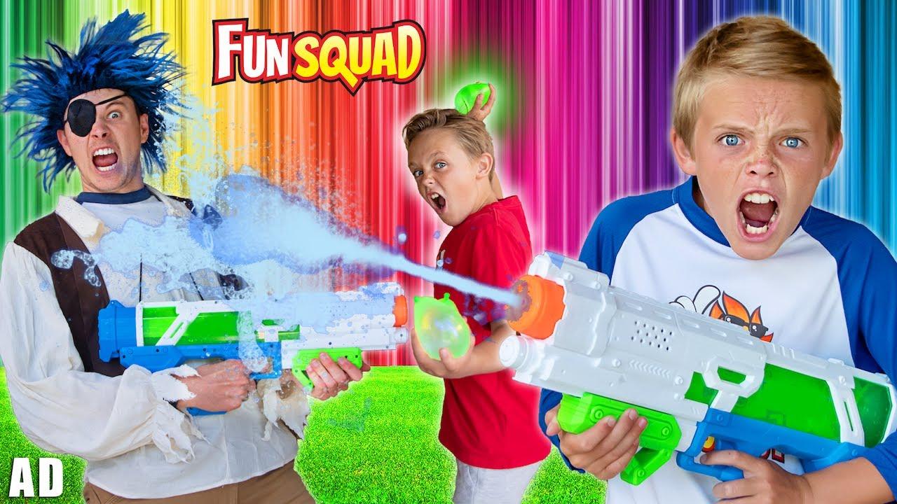 Epic Showdown! Kids Fun TV