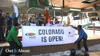 Out & About A Basin Opening Day 2016 10.21.16