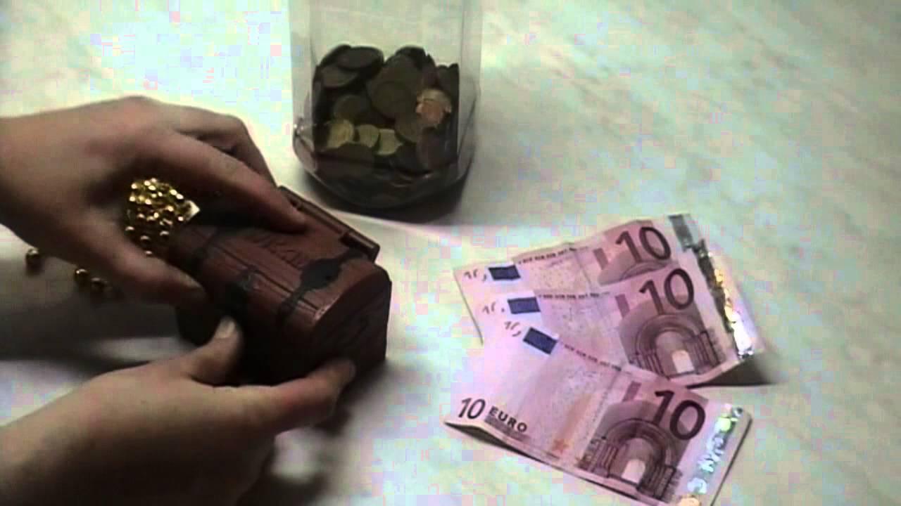 Geldgeschenke Fur Die Reise Verpacken Youtube