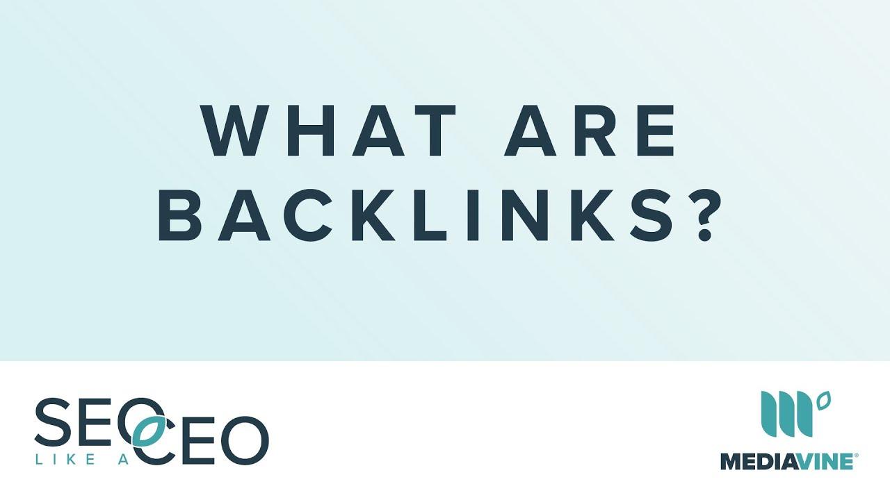 Buying Backlinks