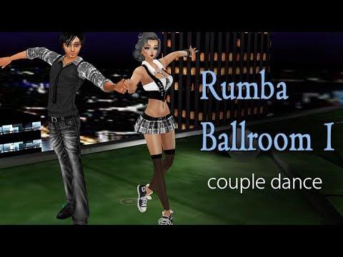 IMVU - Rumba Ballroom 1 - Couple Dance (for IMVU 3D Chat / Virtual World)