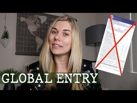 Global Entry Interview + Review (TSA Precheck)